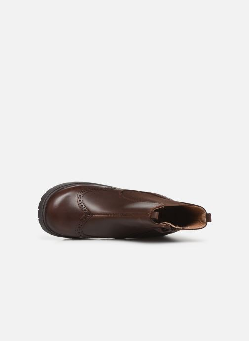 Boots en enkellaarsjes Start Rite Chelsea Bruin links