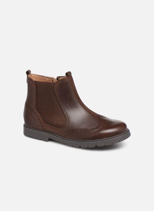 Bottines et boots Start Rite Chelsea Marron vue détail/paire