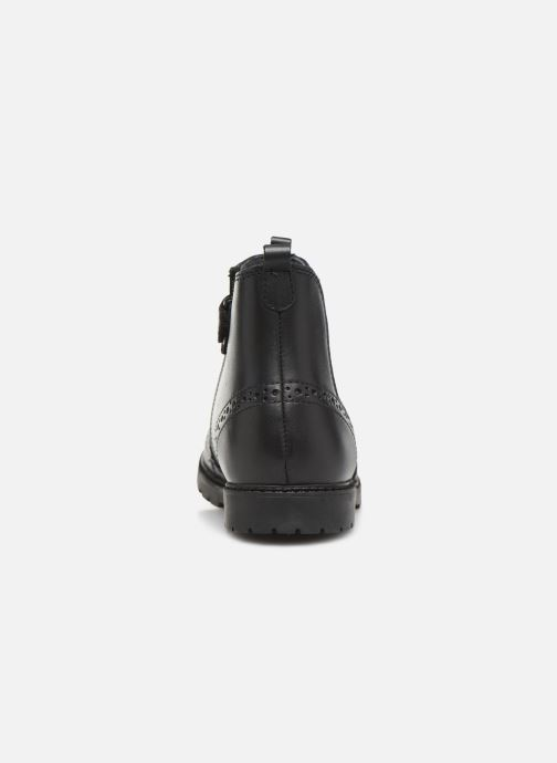 Ankle boots Start Rite Chelsea Black view from the right