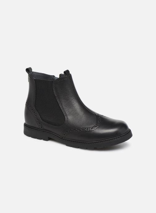 Boots en enkellaarsjes Start Rite Chelsea Zwart detail