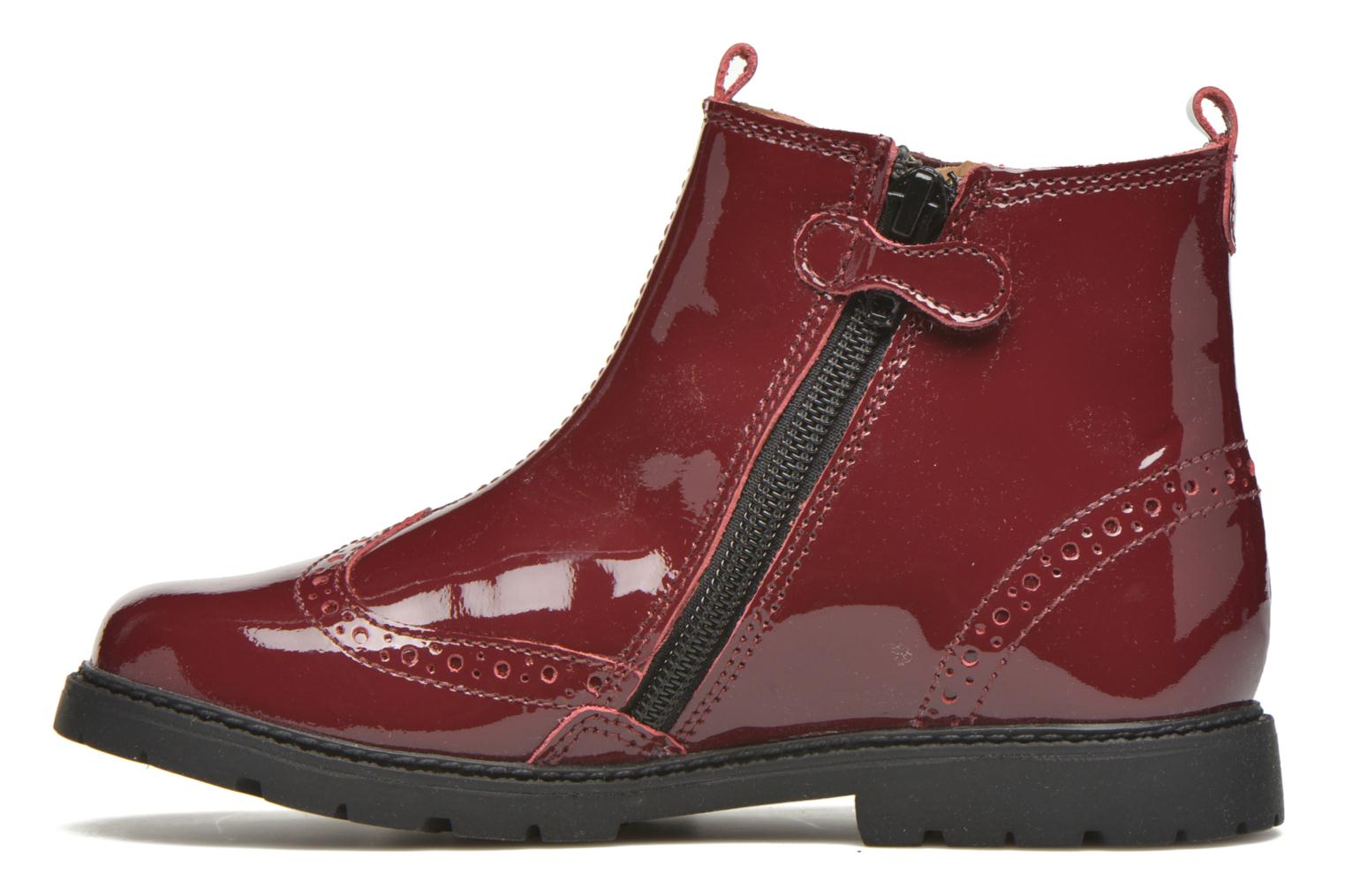 Ankle boots Start Rite Chelsea Burgundy front view