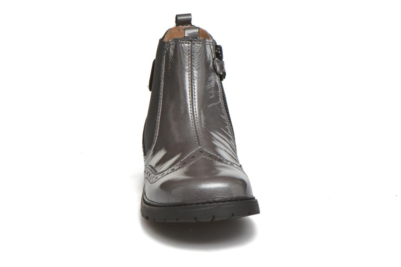 Stiefeletten & Boots Start Rite Chelsea grau schuhe getragen