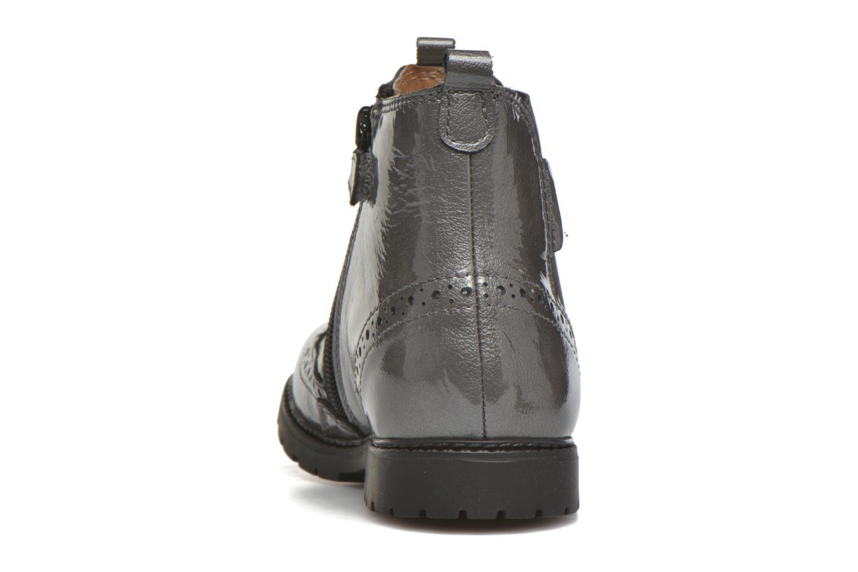 Stiefeletten & Boots Start Rite Chelsea grau ansicht von rechts