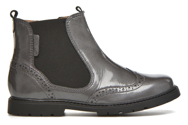 Stiefeletten & Boots Start Rite Chelsea grau ansicht von hinten