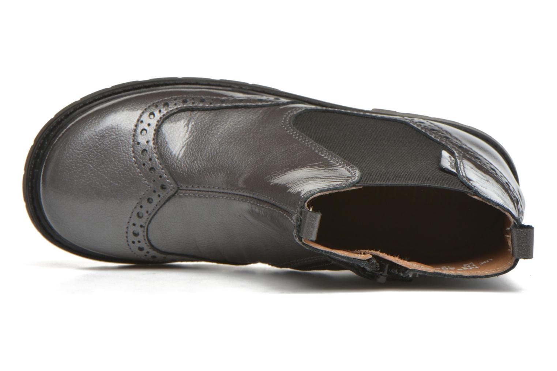 Stiefeletten & Boots Start Rite Chelsea grau ansicht von links