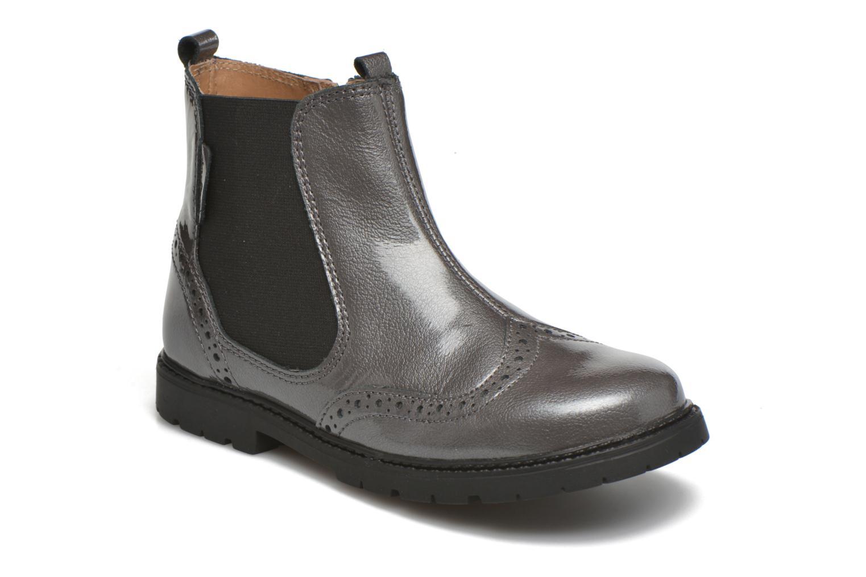 Stiefeletten & Boots Start Rite Chelsea grau detaillierte ansicht/modell
