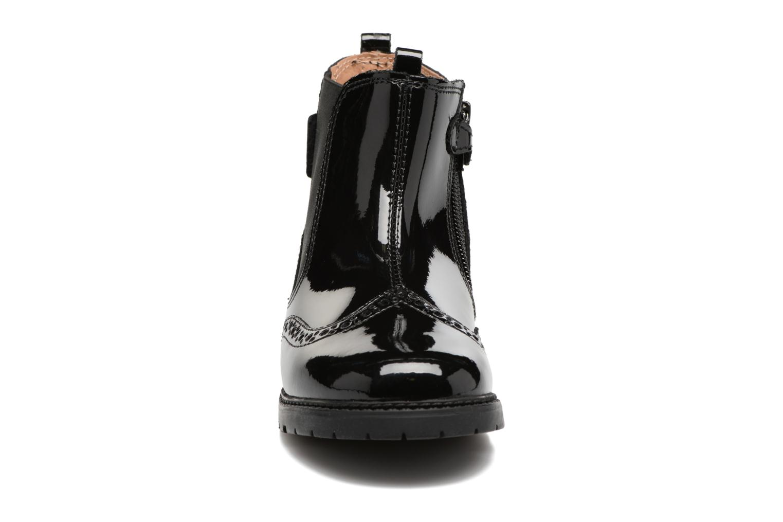 Boots en enkellaarsjes Start Rite Chelsea Zwart model