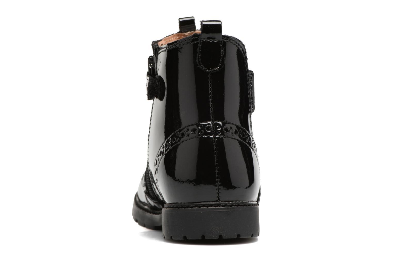 Boots en enkellaarsjes Start Rite Chelsea Zwart rechts
