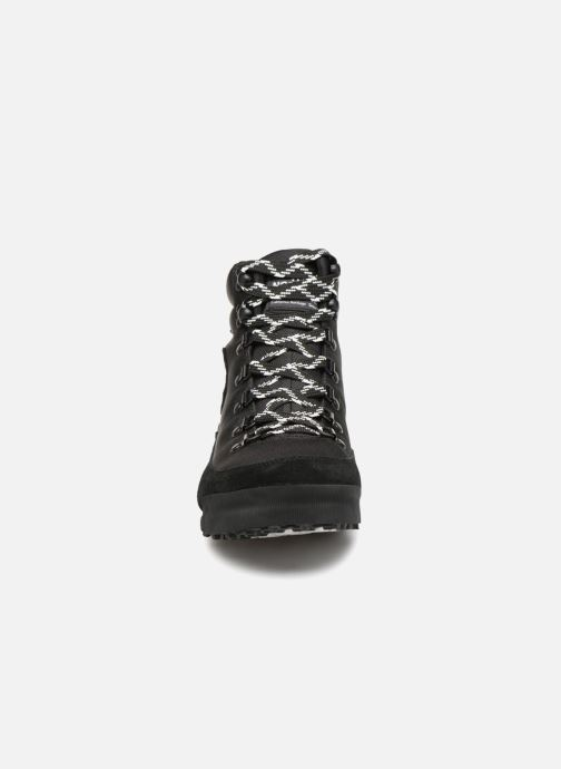 Back Nl M to À Face berkeley BlackW The North Chaussures Tnf Lacets 7bf6gyvYI