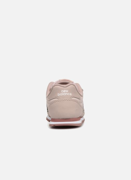 Trainers New Balance KV500 Beige view from the right