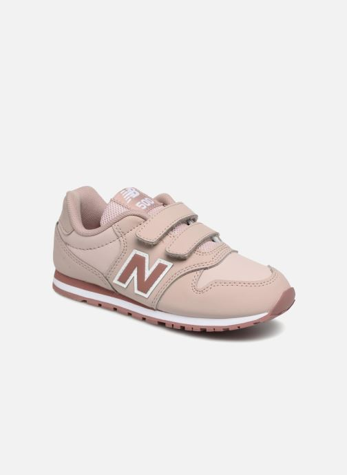 Trainers New Balance KV500 Beige detailed view/ Pair view