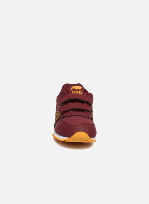 Trainers New Balance KV500 Burgundy model view
