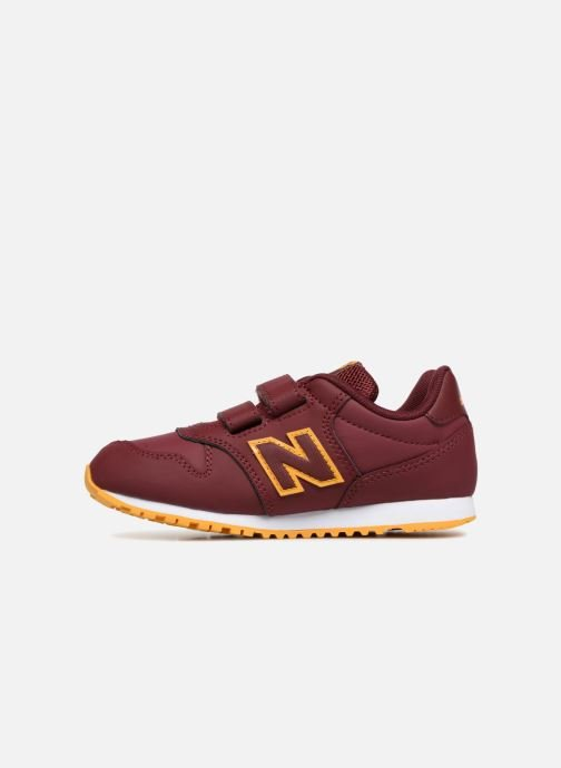 Trainers New Balance KV500 Burgundy front view