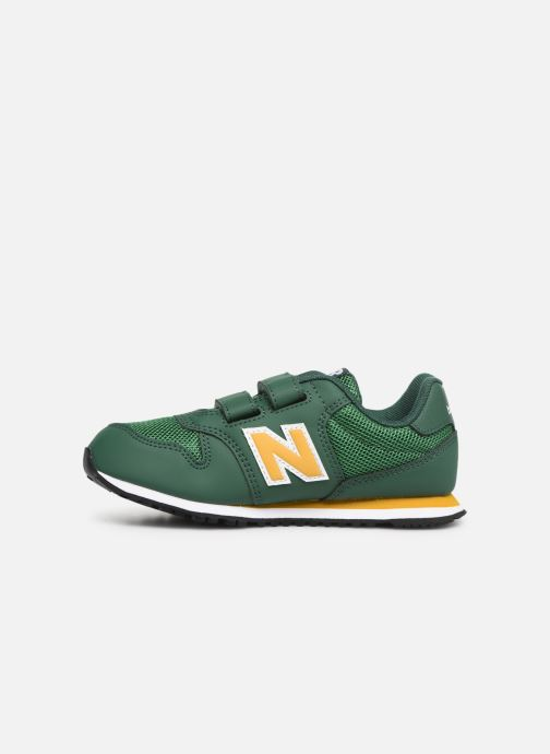 Trainers New Balance KV500 Green front view