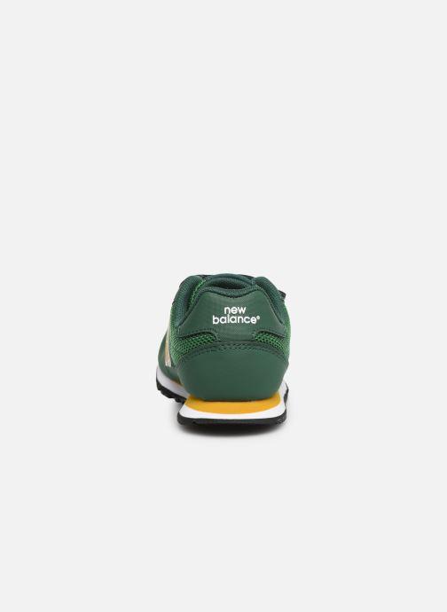 Sneakers New Balance KV500 Grøn Se fra højre
