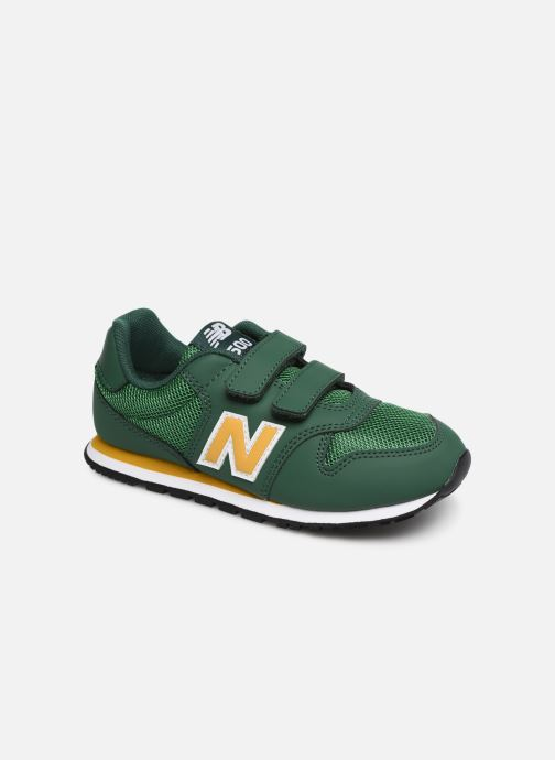 Trainers New Balance KV500 Green detailed view/ Pair view