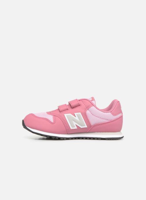 Sneakers New Balance KV500 Roze voorkant