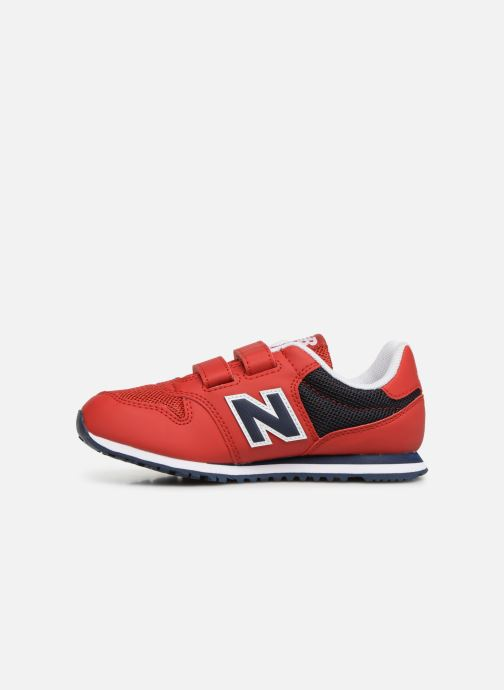 Sneaker New Balance KV500 rot ansicht von vorne