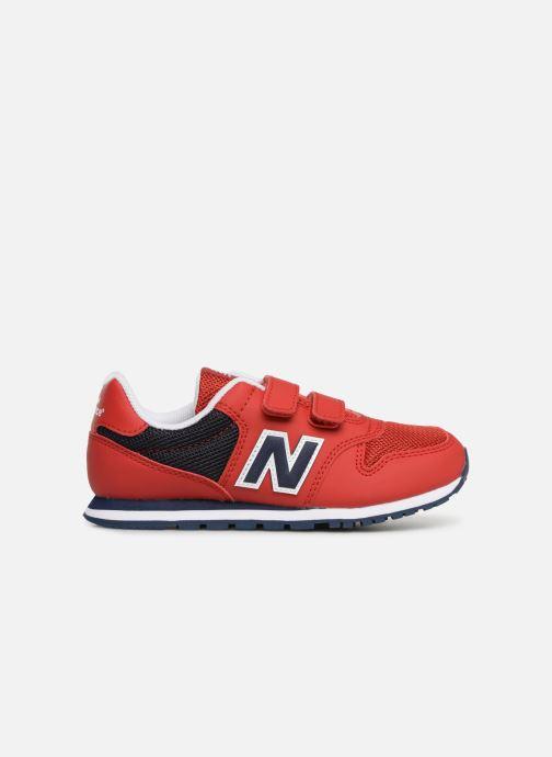Sneaker New Balance KV500 rot ansicht von hinten