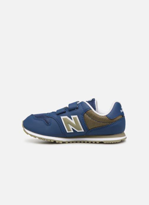 Sneaker New Balance KV500 blau ansicht von vorne