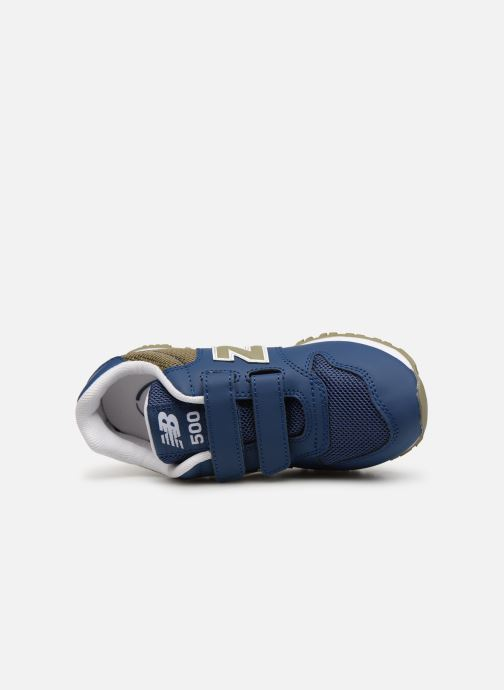 Sneakers New Balance KV500 Blauw links