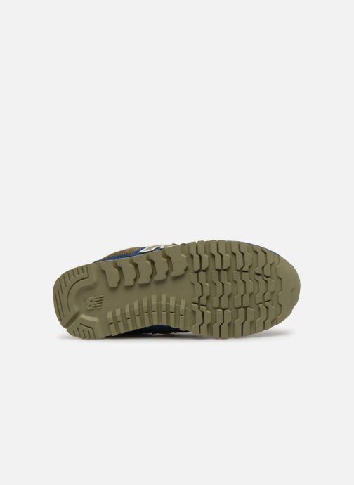 Sneaker New Balance KV500 blau ansicht von oben