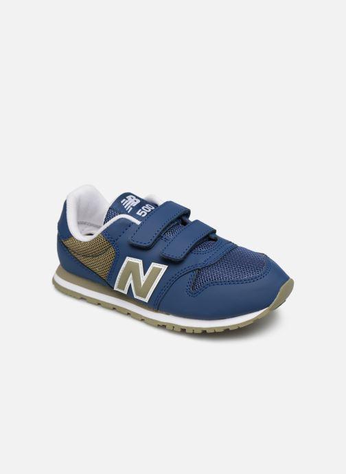 Sneaker New Balance KV500 blau detaillierte ansicht/modell