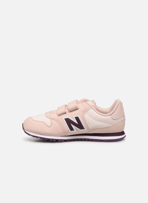 Sneakers New Balance KV500 Pink se forfra