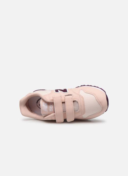 Sneakers New Balance KV500 Rosa immagine sinistra
