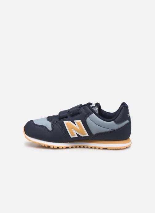 Sneakers New Balance KV500 Azzurro immagine frontale