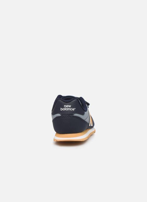 Sneaker New Balance KV500 blau ansicht von rechts