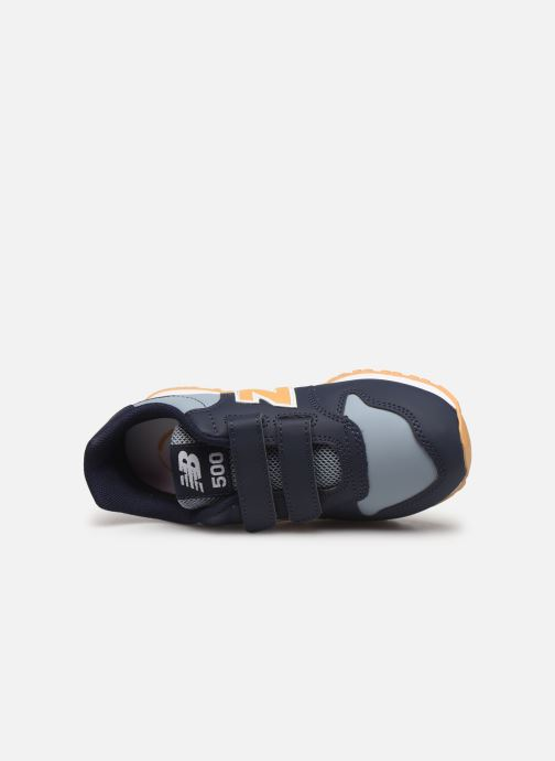 Sneakers New Balance KV500 Azzurro immagine sinistra