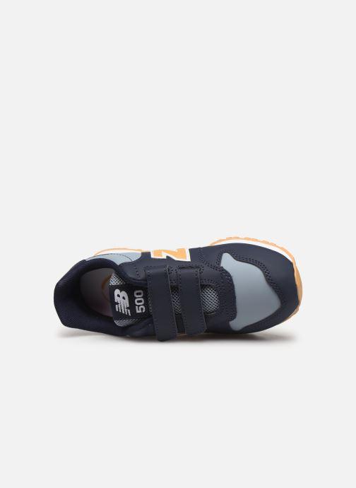 Sneakers New Balance KV500 Blauw links