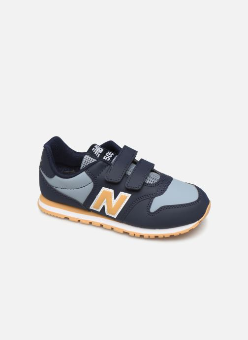 Sneakers New Balance KV500 Blauw detail