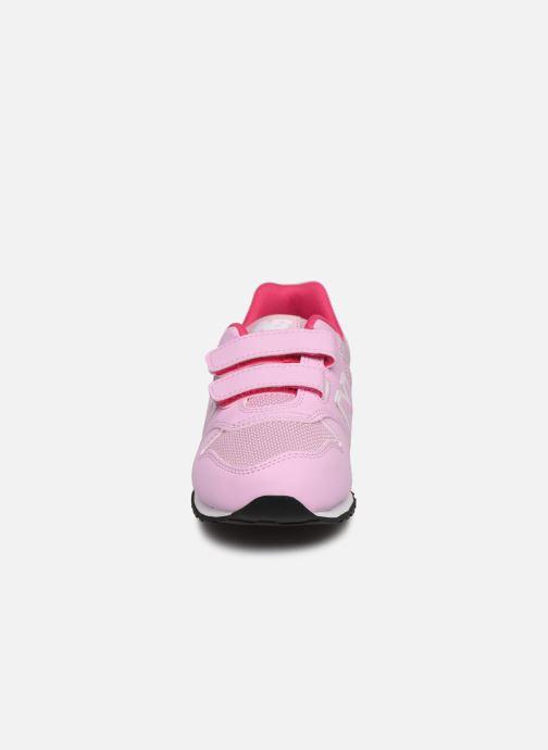 Sneaker New Balance KV500 rosa schuhe getragen
