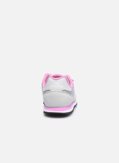 Sneakers New Balance KV500 Grijs rechts