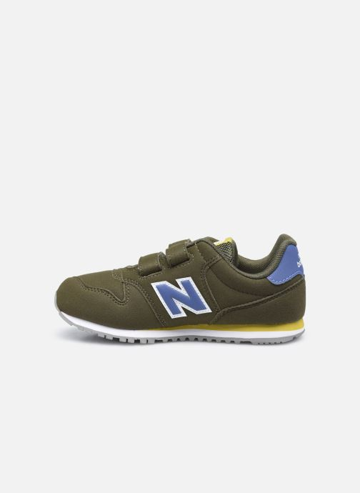Sneakers New Balance KV500 Verde immagine frontale