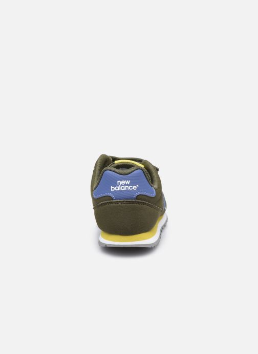 Sneakers New Balance KV500 Verde immagine destra