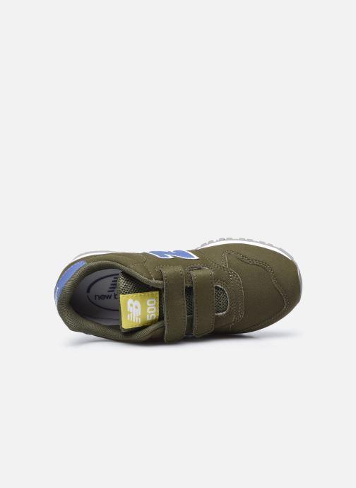 Sneakers New Balance KV500 Verde immagine sinistra
