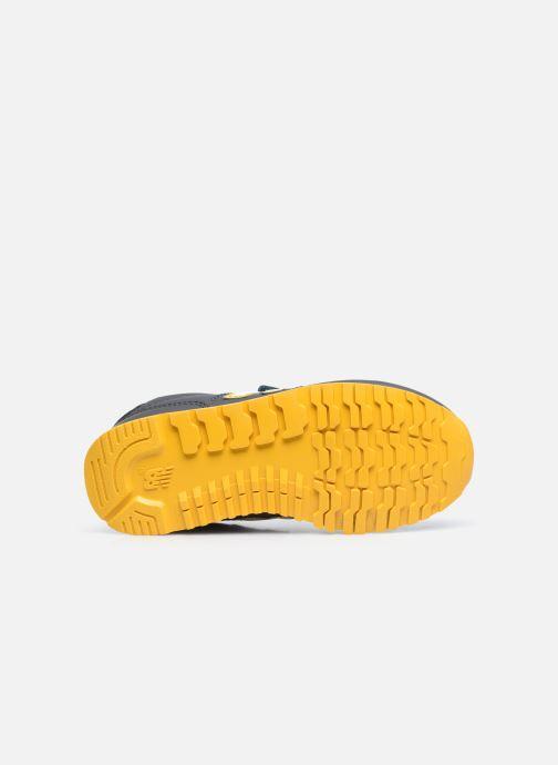 Baskets New Balance KV500 Gris vue haut