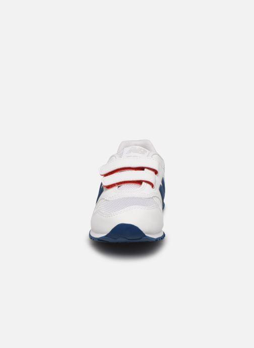 Sneaker New Balance KV500 weiß schuhe getragen