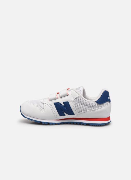 Sneaker New Balance KV500 weiß ansicht von vorne