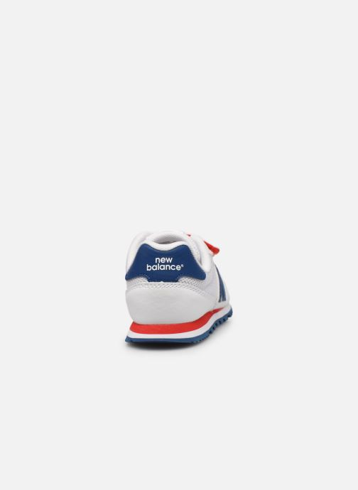 Sneaker New Balance KV500 weiß ansicht von rechts