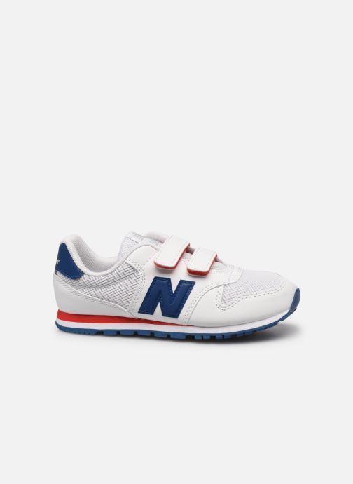 Sneaker New Balance KV500 weiß ansicht von hinten