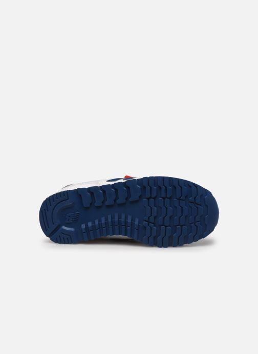 Sneaker New Balance KV500 weiß ansicht von oben
