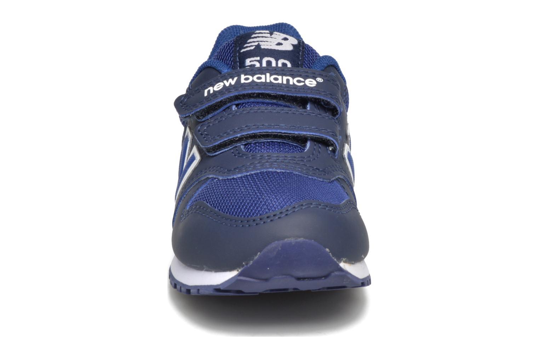 Trainers New Balance KV500 Blue model view