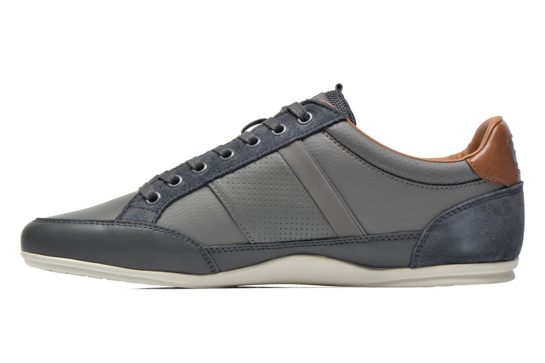 Sneaker Lacoste Chaymon Prm2 grau ansicht von vorne