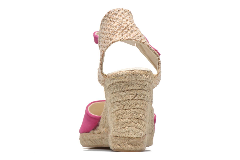 Sandalen Les Tropéziennes par M Belarbi Cloclo rosa ansicht von rechts