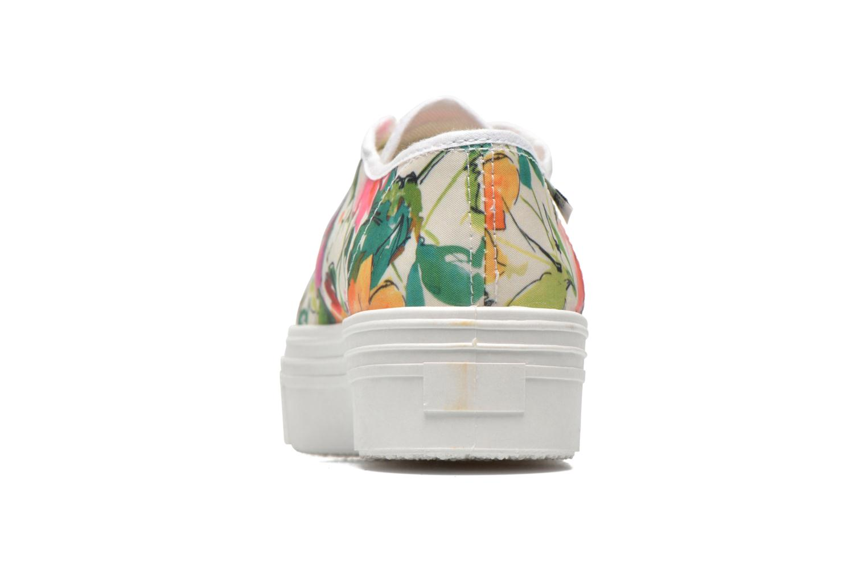 Sneakers Les Tropéziennes par M Belarbi Samba Vit Bild från höger sidan