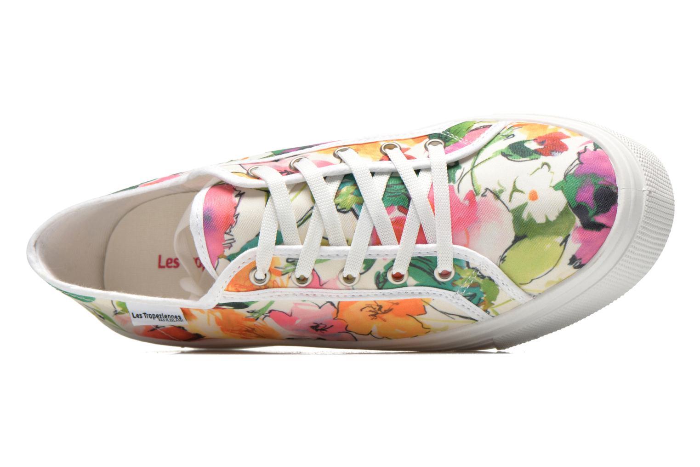 Sneakers Les Tropéziennes par M Belarbi Samba Vit bild från vänster sidan